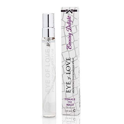 EOL EYE OF LOVE Eol Perfume Feromonas, Color Transparente - 1 Perfume Feromonas