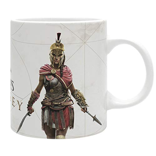 ABYstyle - ASSASSIN'S CREED - Becher - 320 ml - Helden