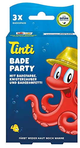 Tinti Badeparty 3er Pack - Mit 3x Badespaß