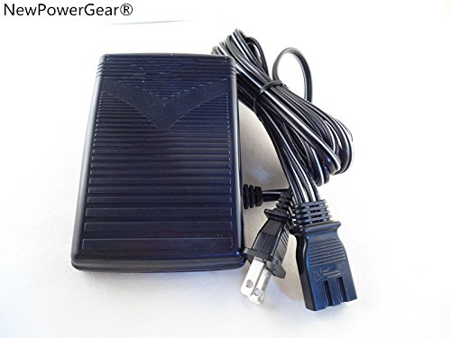 Review Of NewPowerGear Foot Control Pedal Sewing Machine Replacement For Singer 9423, 9432, 9444, 30...
