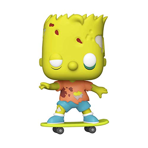Funko- Pop Animation: Simpsons-Zombie Bart Figura Coleccionable, Multicolor (50139)
