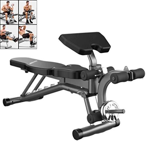 RPOLY Multifonction Banc de Musculation, Banc de Musculation