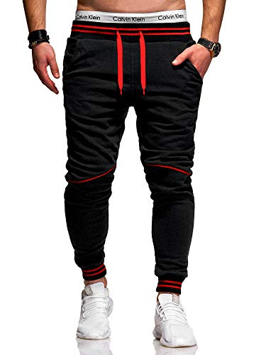 behype. Heren lange trainingsbroek joggingbroek sportbroek 60-52