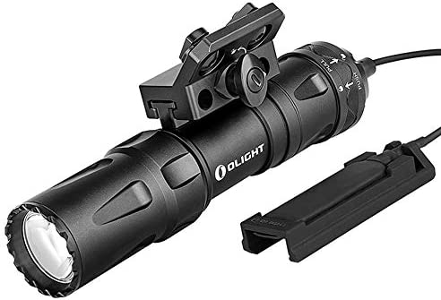 OLIGHT Odin Mini 1250 Lumens Ultra Compact Rechargeable Mlok Mount Tactical Flashlight Removable product image