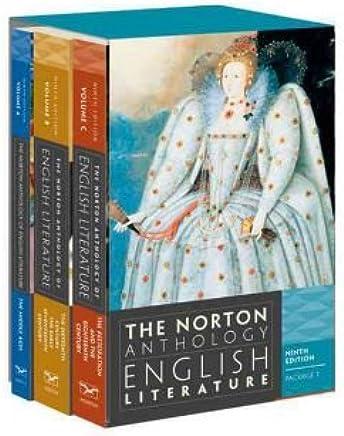 The Norton Anthology of English Literature: v. 1 (A, B, & C) (Paperback) - Common
