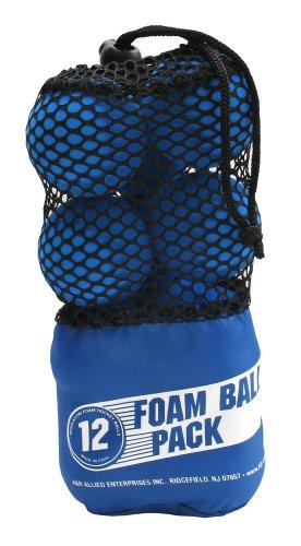 A&R Sports Mini Foam Balls (Pack of 12)