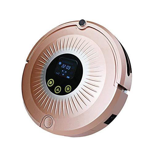 LIANGANAN Robot de barrido inteligente automaacute;tico de barrido y arrastre robot integrado aspirador domeacute;stico (Colore: oro rosa) (Colore: oro rosa) zhuang94 (colore : oro rosa)