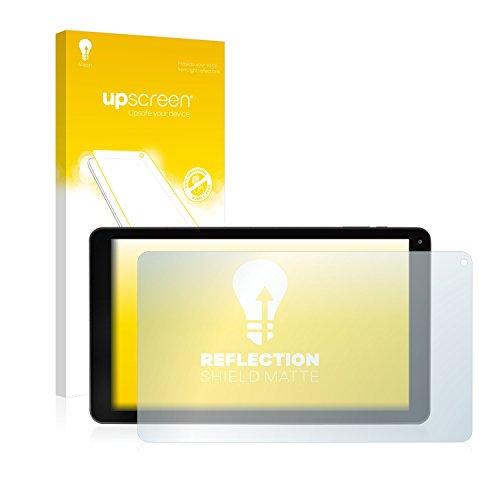 upscreen Entspiegelungs-Schutzfolie kompatibel mit Blaupunkt Atlantis 1001A – Anti-Reflex Bildschirmschutz-Folie Matt