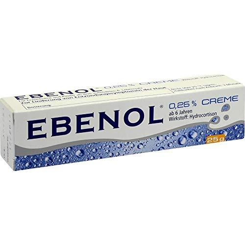 EBENOL EBENOL 0,25% Creme - 25 g Creme 04479146