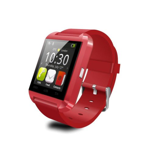 Reloj Inteligente Lemfo U8 Uwatch, Para Smartphone, Ios, Android, Apple Iphone 4, 4S, 5, 5C y 5S, Android Samsung S2, S3, S4, Note 2, Note 3, Htc, Sony, Blackberry