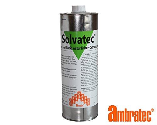 Preisvergleich Produktbild ambratec Solvatec Profi- Intensivreiniger,  Graffitientferner 1000ml