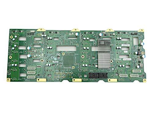 "Supermicro BPN-SAS3-846EL1 SAS 12G single expander backplane, with LSI SAS3 expander, support 24x 3.5"" SATA3/SAS2/SAS3 drives, with 4x mini-SAS HD connectors"