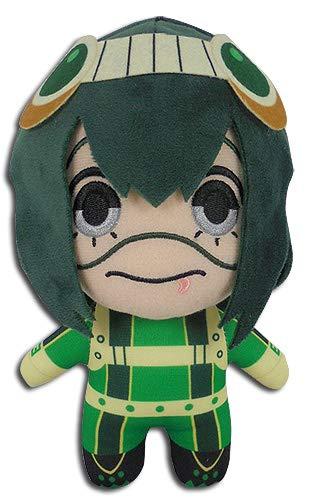 "Great Eastern Entertainment My Hero Academia S2 - Asui Hero Costume Plush 8"""