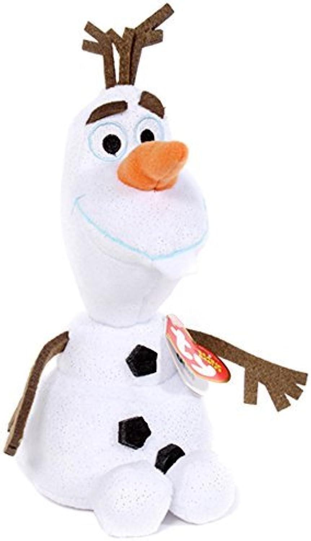Ty Disney Frozen Beanie Babies Olaf the Snowman by Ty Disney