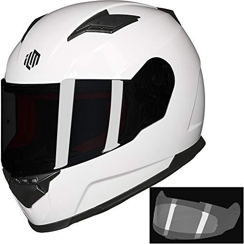 Casco De Moto Mujer Integral marca ILM