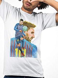 Lionel Messi ATIQ T-Shirt for Men, XXL