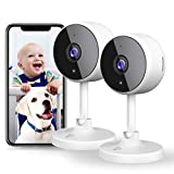 Best Security Cameras - [New2021] WiFi Camera 2Pcs Littlelf Indoor Cameras Review