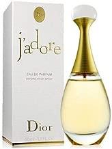 J'adore Perfume by Christian Dior Eau de Parfum Spray For Women 1.7 OZ./ 50 ml.