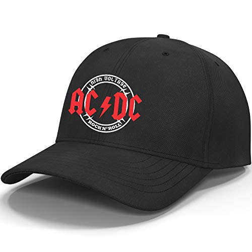 AC/DC High Voltage Baseball Cap for Adult