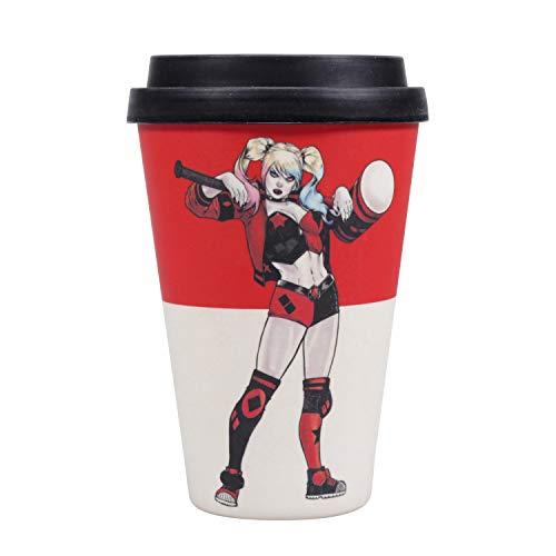 41LaNL1aWQL Harley Quinn Travel Mugs