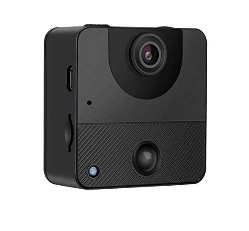 Caméra Espion WiFi Caméra cachée Petite HD Vue à Distance en Temps réel Mini 72 Jours Autonomie de...