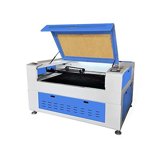 JALAL Máquina de Grabado láser 1390 La máquina de Corte de láminas acrílicas se Puede Usar para: no metálicos, Tales como Madera acrílica, plástico, Caucho, Vidrio.