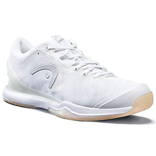 Head Sprint Pro 3.0 Women Zapatillas de Tenis, Mujeres, Blanco, 38 EU