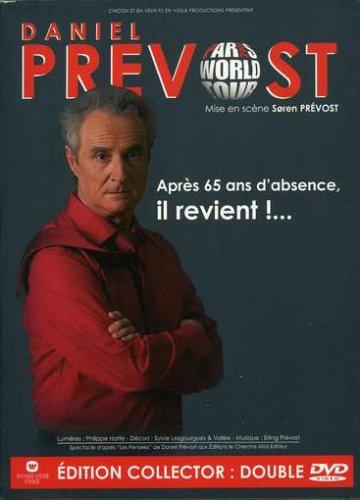 Prévost, Daniel - Paris World Tour 2006 [Alemania] [DVD]