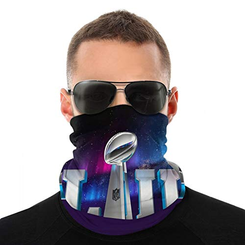 Super Bowl NFL - Funda para la cara clásica de la NFL, pasamontañas