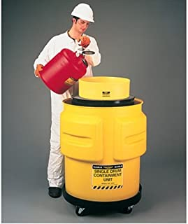 Eagle 1612 1 Drum Containment Unit, 65 Gallon Capacity, 31