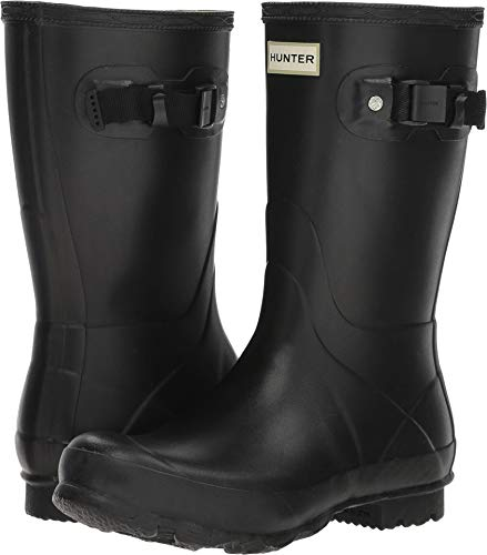 Hunter Norris Field Korte Dames Laarzen UK5 EU38 US7 Zwart