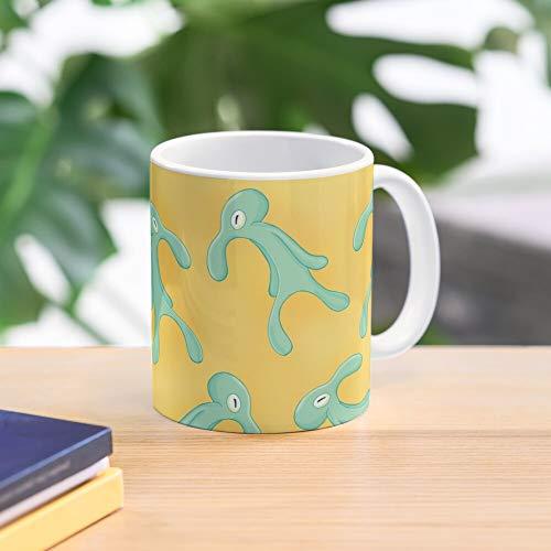 Allbirds and Mug Brash Pattern Bold Taza de café con Leche 11 oz