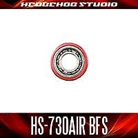 【HEDGEHOG STUDIO/ヘッジホッグスタジオ】HS-730AIR BFS 内径3mm×外径7mm×厚さ3mm