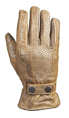 Handschuhe Parma, Farbe:braun, Größe:M
