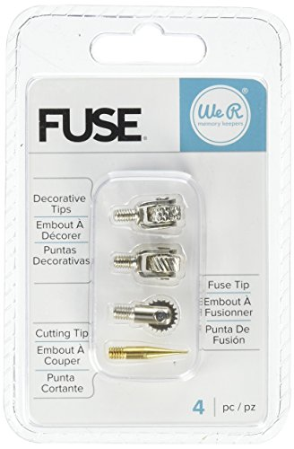 We R Memory Keepers - Fuse Tips (4 Pack)
