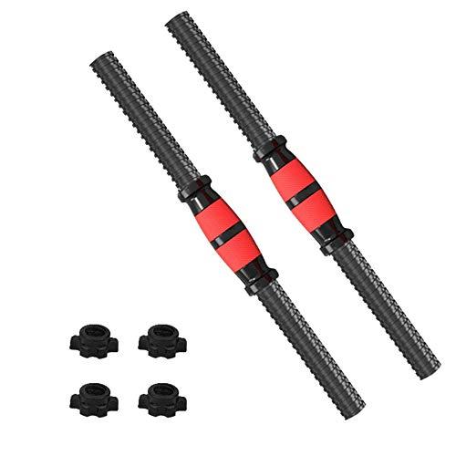 RETTI - Manubri universali da 35 cm, per palestra, allenamento di forza, attrezzatura per il fitness