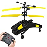 Remote Control Helicopter -RC Helicopter Flying Toy with Gyro for Kids Boys Girls Birthday Christmas Party Gifts (2.5 Channel)
