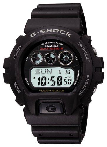 [カシオ] 腕時計 ジーショック 電波ソーラー GW-6900-1JF ブラック