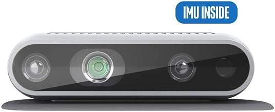 Intel RealSense Depth Camera D435i, Silver (82635D435IDK5P)