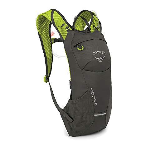 Osprey Katari 3 Men's Bike Hydration Backpack, Lime Stone