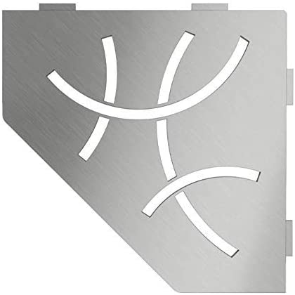 Schluter Systems Finally popular brand Pentagon Corner New product type Shelf-E - Brushe Curve Design