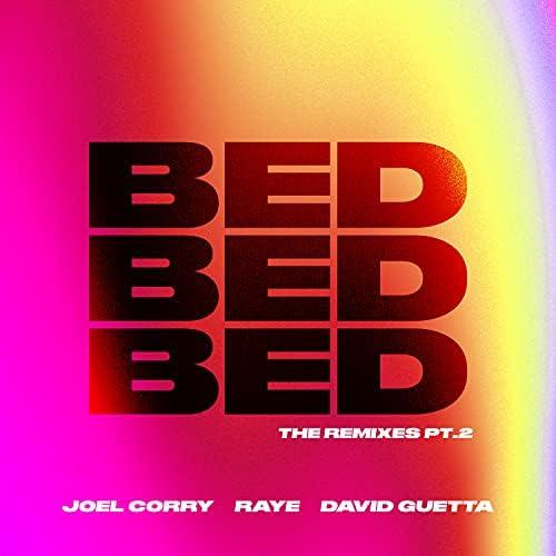 Joel Corry, Raye & David Guetta