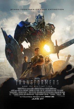 Transformers 4 Age of Extinction – Film Poster Plakat Drucken Bild – 43.2 x 60.7cm Größe Grösse Filmplakat
