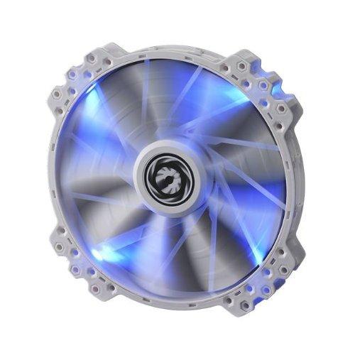 BitFenix Spectre Pro 200mm Blue LED Case Fan BFF-WPRO-20025B-RP White