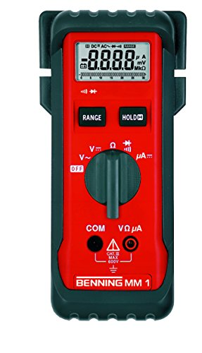 FORUM - Multimetro Digital Mm 1 Benning