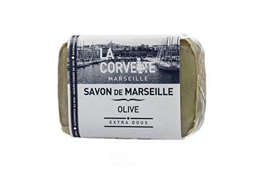 La Corvette Marseille Seife Olive, 100 g