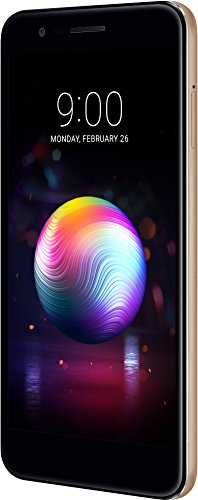 LG K11 Smartphone (13,5 cm (5,3 Zoll) In-Cell Touch Display, 16 GB Interner Speicher und 2 GB RAM, Single-SIM, Android 7.1) Gold