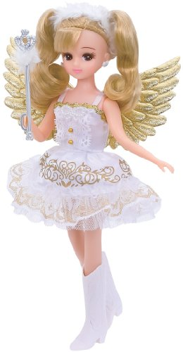 TAKARA TOMY Rika-Chan LW-19 Lovely Angel (Japan Import)