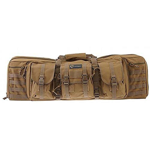 Drago DRA12302TN Gear 36' Tactical Single Gun Case Tan