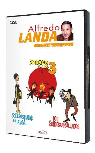 Alfredo Landa - Sus Grandes Comedias [DVD]